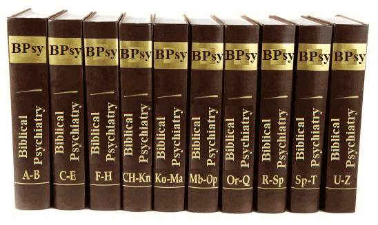 Biblical Psychiatry Encyclopedia